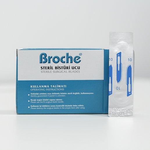 Broche Sterile Surgical Blades