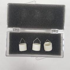 TGA - Ceramic Sample Pans 500 L